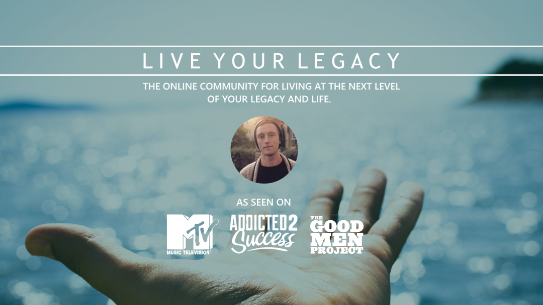 Live Your Legacy Banner Collection